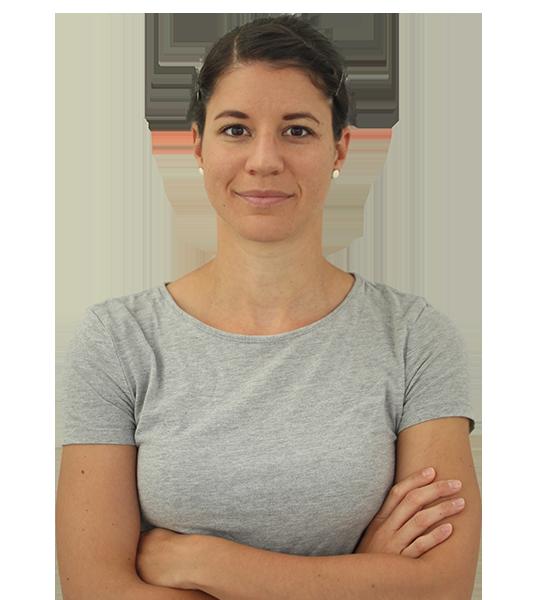 Portrait von Marion Kastl Physiotherapeutin & Personal Trainerin im ZFM Wien